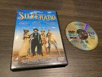 Silverado DVD Kevin Kline Kevin Costner Jeff Goldblum Linda Hunt
