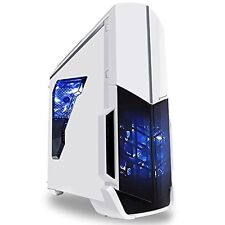 SkyTech ArchAngel Gaming Computer Desktop PC AMD 6 Core 1 TB 8GB GTX 1050 Ti