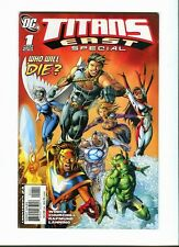 Titans East Special 1.  DC 2008 - FN / VF