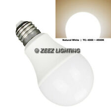 LED Light Bulb 12W Natural Bright White A19 E26Equivalent 100W Incandescent Lamp