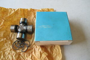 NOS Universal Joint-Univ. Joint TRW 20021 Fits 1993 Alfa Romeo Spider