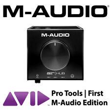 M-Audio AIR Hub USB Digital Audio Monitoring Interface with Pro Tools Software