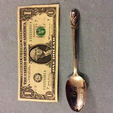 Vintage Presidential Spoon-James Monroe-Silver Plate Wm Rogers Mfg Co