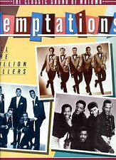 THE TEMPTATIONS all the million sellers EX LP MOTOWN GERMANY 1981
