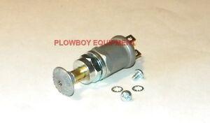 62801DC Push Pull Ignition Switch for IH Farmall Super A B C H M MD Cub 100 200