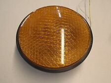 435-3230-001 Dialight Amber Street Traffic Light 12""