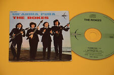 THE ROKES CDS (NO LP )UN'ANIMA PURA-SHE ASKS OF YOU-ITALY BEAT