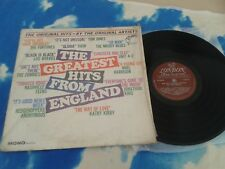The Zombies/THEM/Moody Blues -The Greatest Hits from England USA/VENEZUELA LP@