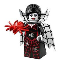 Lego Series 14 Monsters Spider Lady - Free Postage