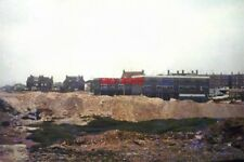 PHOTO  SUSSEX NEW HOUSE CONSTRUCTION SEAFORD IN 1967 THE BUILDING ON THE FAR LEF