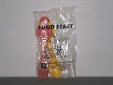 MFF1 McDonald's Food Feast Toys 1999