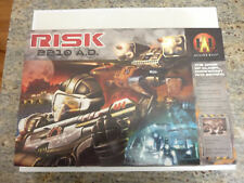 Risk 2210 AD Board Game Avalon Hill - 2001 EDITION - COMPLETE & VERY NICE!