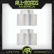 "67-02 Pontiac Aluminum 2"" Rear Spring Spacers Lift Kit GTO Grand Firebird"