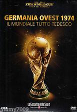 FIFA WORLD CUP=I FILM DEI MONDIALI=1974 GERMANIA OVEST=IL MONDIALE TUTTO TEDESCO
