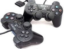 Sony DualShock 2 Analog Wired Controller (PS1/2/3) [One Pair] [SCPH-10010]