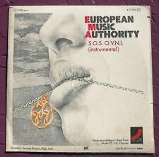 Vinyle 45 tours European Music Authority until the morning light (keep on tryin)