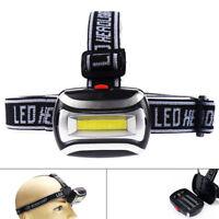 600LM LED Camping Fish Headlamp Headlight Head Light Lamp Flashlight 3AAA Torch