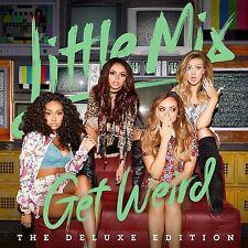 LITTLE MIX - GET WEIRD  CD +4 BONUSTRACKS NEW+