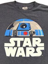Star Wars R2D2 Droid Grey T Shirt Sz. Youth Xl