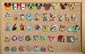 Disney Pins collection - £4 each, mix & match and combine postage!!!