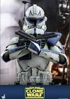 Star Wars,Hot Toys,The Clone Wars,Clone Trooper Captain Rex. Now In Stock U.K.!