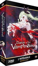 ★ Dance in the Vampire Bund ★ Intégrale - Edition Gold - 3 DVD