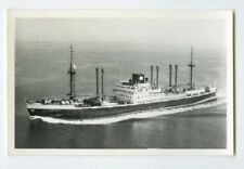 MS Tjibantjet Photo Postcard - KJCPL Royal Interocean Lines 1870