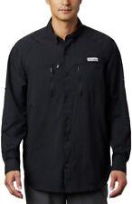 Columbia Mens Terminal Tackle Long Sleeve Woven Shirt