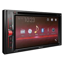 PIONEER 2-DIN USB/DVD Auto Radio-Set für KIA Sorento JC & Sportage JE