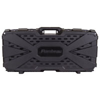 TACTICAL HARD GUN CASE PERSONAL DEFENSE DEFENCE WEAPON for pistol flambeau PDW