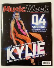 **KYLIE MINOGUE DISCO UK MUSIC WEEK INDUSTRY MAGAZINE OCTOBER 2020**
