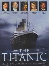 The Titanic: Complete Epic Mini-Series Event (RMS Titanic, G. C. Scott)