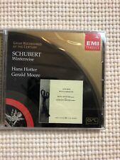 Schubert: Schwanengesang; Winterreise Lieder (CD, May-1999, EMI Music...