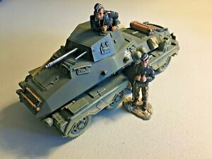 King & Country Armored Car WS32A-C w Box