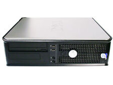 Dell OptiPlex 745 Desktop Computer, Dual Core2 2.13GHz, 3GB, 80GB, W7/10 & more