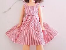 Tammy doll nurse dress candystriper rare Ec Htf 1960 Pepper clothes ideal japan