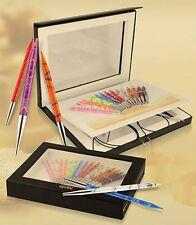 Knitter's Pride Deluxe Boxed MARBLZ IC Interchangeable Needle GIFT SET w/Bonuses