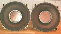 1 Paar Grundig Koaxiallautsprecher von 1954/55 - RAR