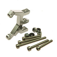 1 Set RC Aluminum Upper Center Link Mount  For Axial SCX10 Car Crawler