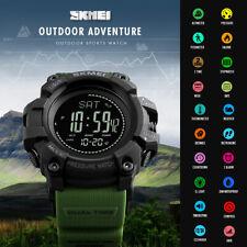 SKMEI Waterproof Sports Watch Altimeter Barometer Compass Thermometer Digital