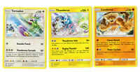Pokemon Legendary Set - Landorus Tornadus Thundurus - Unbroken Bonds 3 card lot
