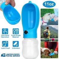 Portable Pet Water Bottle Travel Dog Cat Water Dispenser Leak Proof for Outdoor