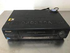 Sharp XA-705 Professional Series VHS VCR