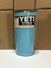 Powder Blue Stainless Steel Tumbler Yeti, RTIC 20 Oz. Cup, Free Shipping