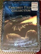 Fantasy Film Collection 4 Dvd Merlin * Unicorn * Canterville Ghost * Hg Wells