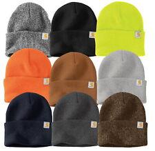 Carhartt Acrylic Watch 2.0 Beanie Knit Men's Stocking Cap Winter Hat Authentic