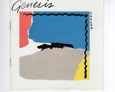 CD CDGENESISabacabUK 1988 EXGOLD LABEL (B1914)