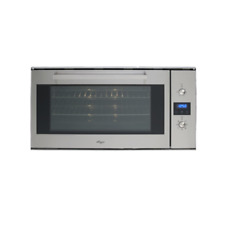 Euro ESM90TSX 90cm Multifunction Stainess Steel Electric Oven