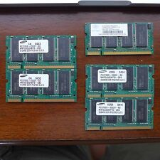 Lot of DDR PC2700 memory