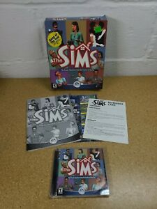 The Sims - The People Simulator Big Box PC